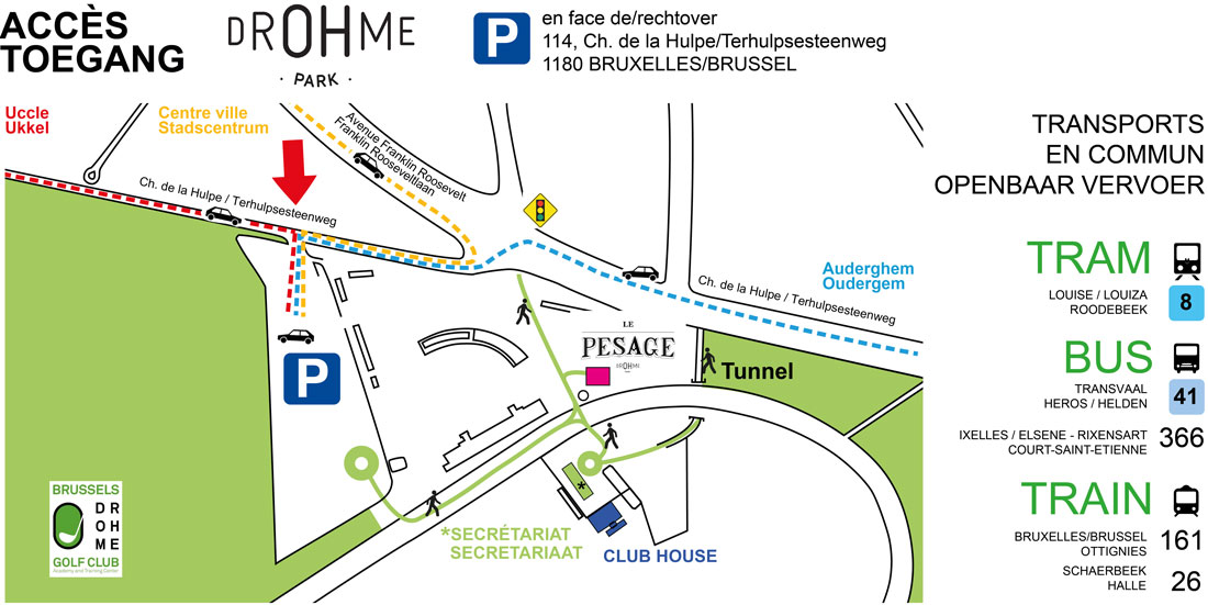 DROHME access plan - february 2019